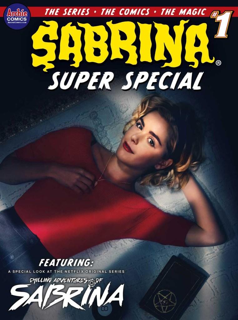 SABRINA SUPER SPECIAL MAGAZINE #1