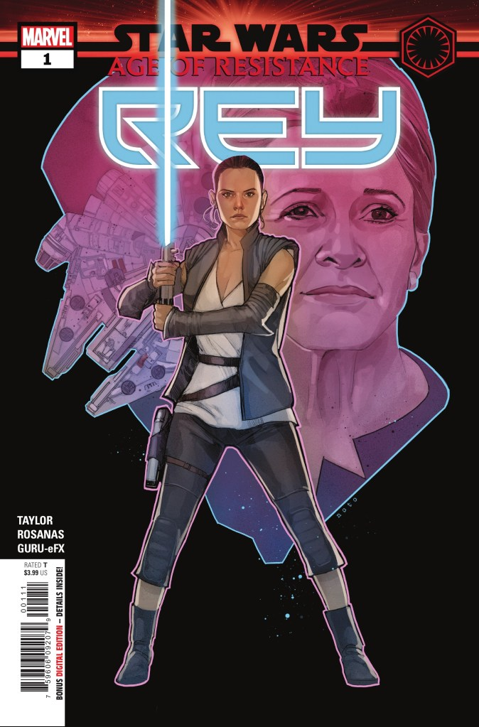 Star Wars: Age of Resistance: Rey #1