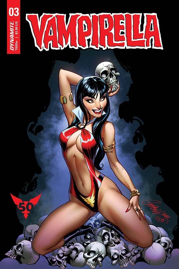 Vampirella Vol. 5 #3