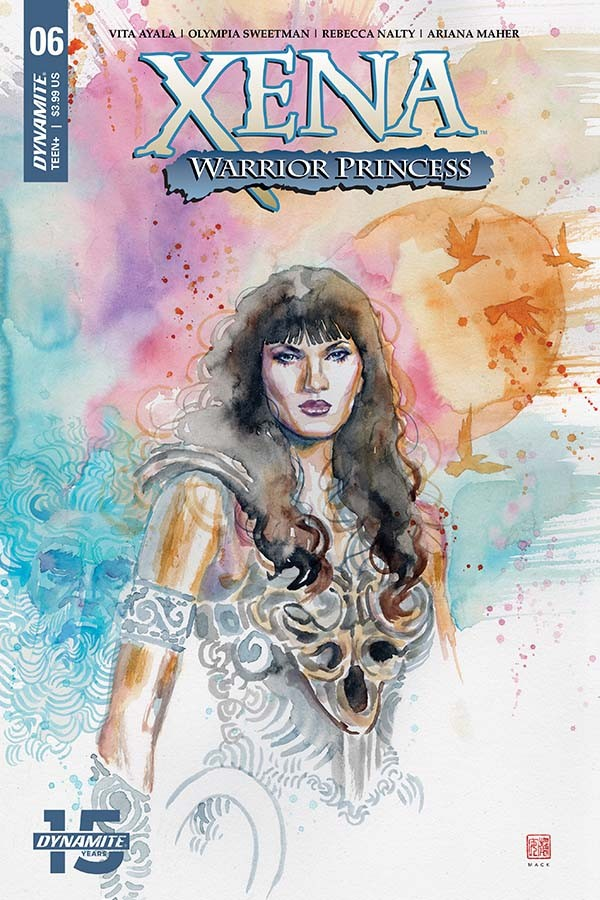 Xena: Warrior Princess Vol. 3 #6