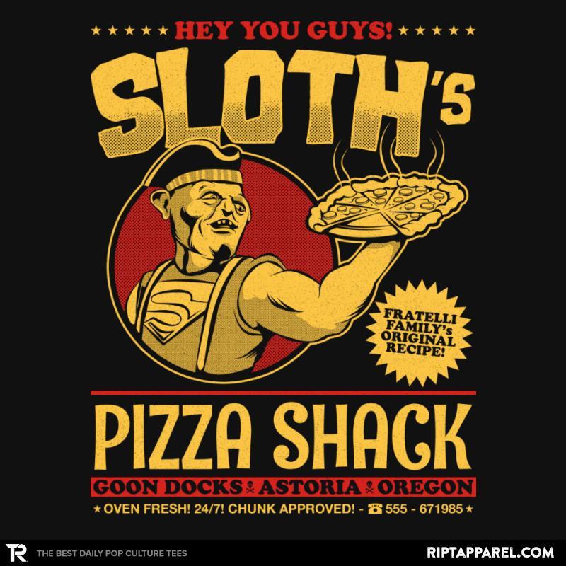 Sloth's Pizza Shack
