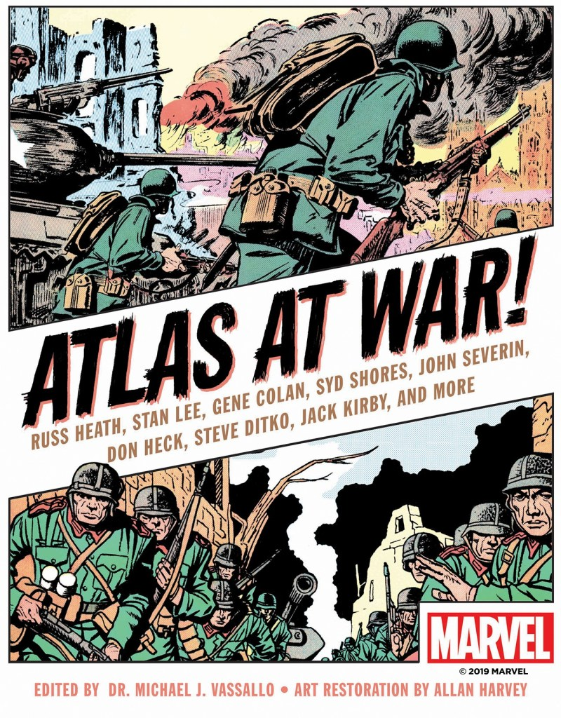 Atlas at War