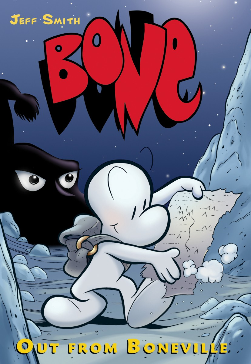 Netlfix is Working on a Bone Animated Series