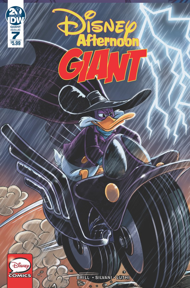 Disney Afternoon Giant #7