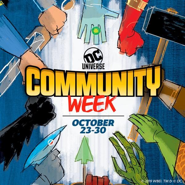 DC Universe Community Week