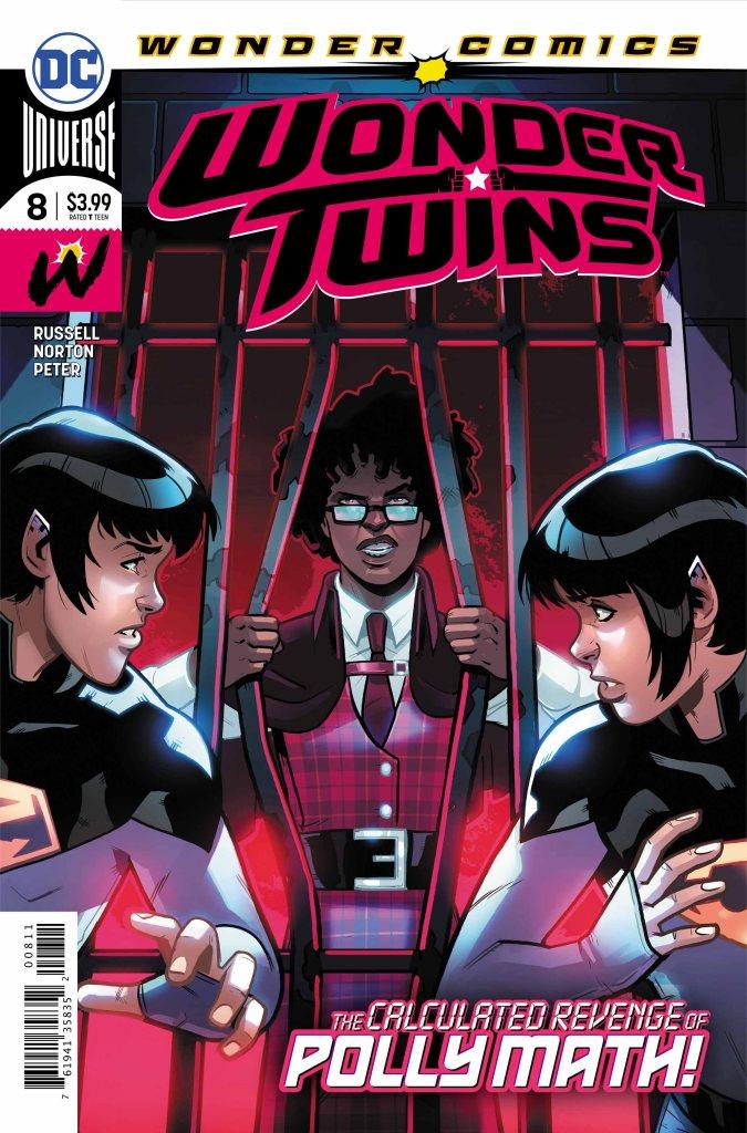 Wonder Twins #8 (of 12)