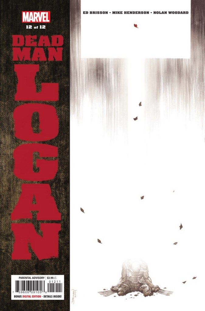 Dead Man Logan #12 (of 12)