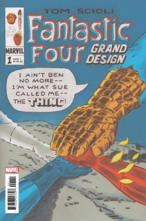 Fantastic Four Grand Design #1