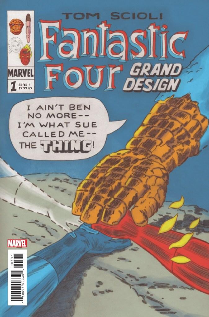 Fantastic Four: Grand Design #1 (of 2)