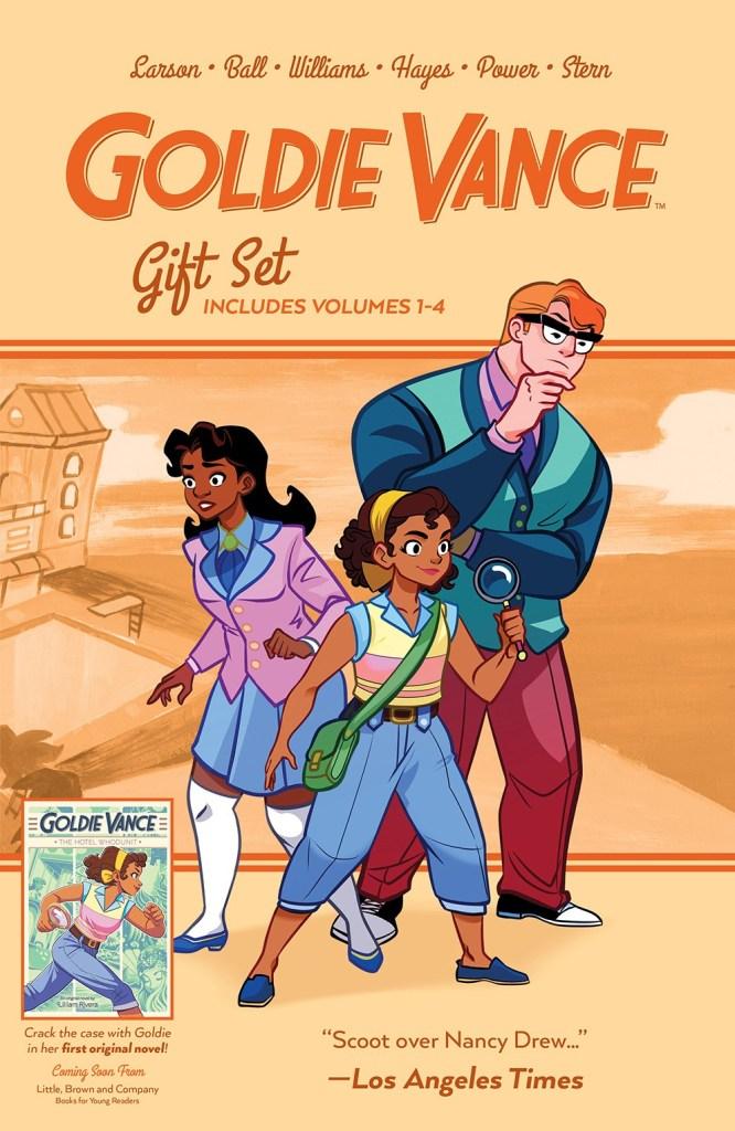 Goldie Vance SC Gift Set