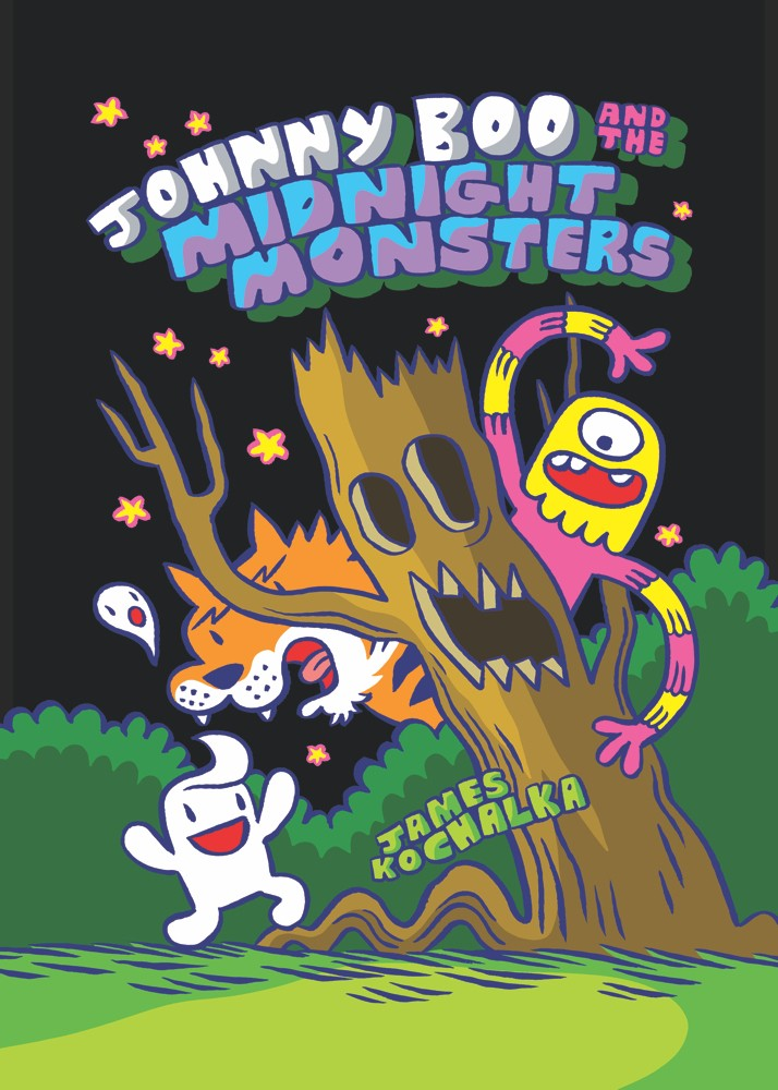 Johnny Book Vol. 10 Midnight Monsters