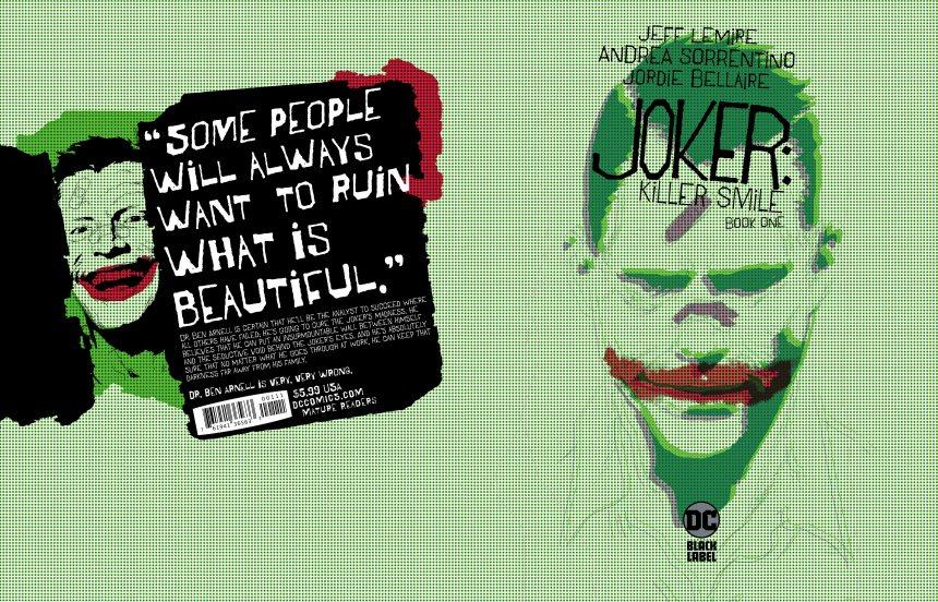 Joker: Killer Smile #1 (of 3)