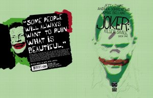 Joker: Killer Smile #1