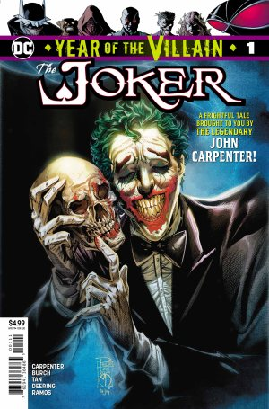 Year of the Villain: Joker #1