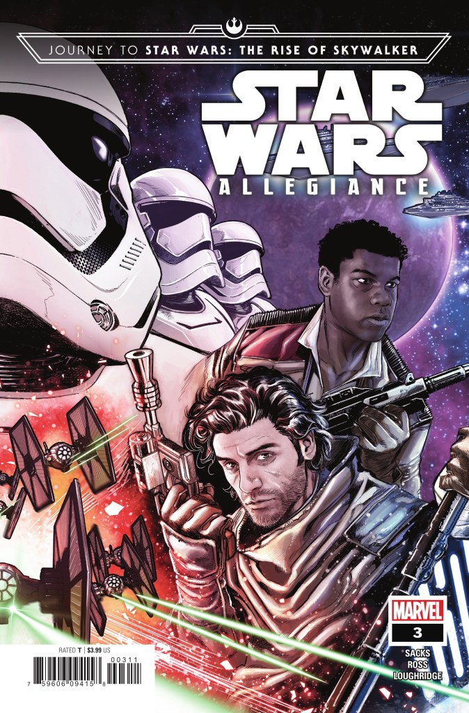 Journey to Star Wars: The Rise of Skywalker: Allegiance #3