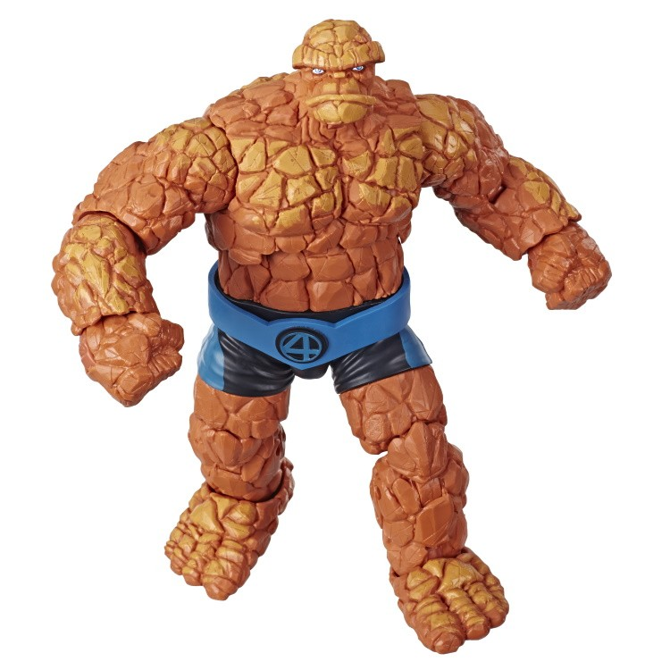 MARVEL FANTASTIC FOUR LEGENDS SERIES 6-INCH THING Figure