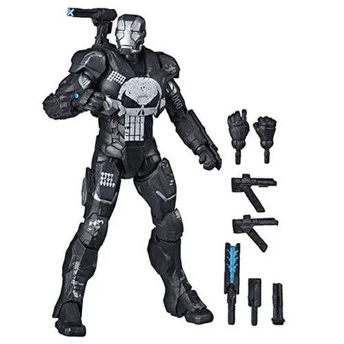 Marvel Legends Punisher in War Machine armor