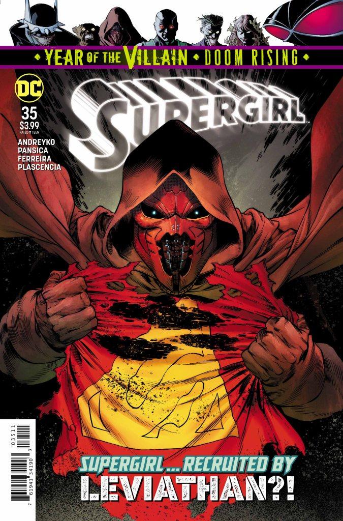 Supergirl #35