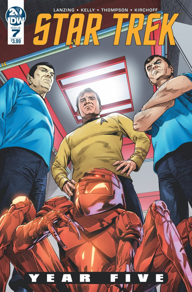 Star Trek: Year Five #7