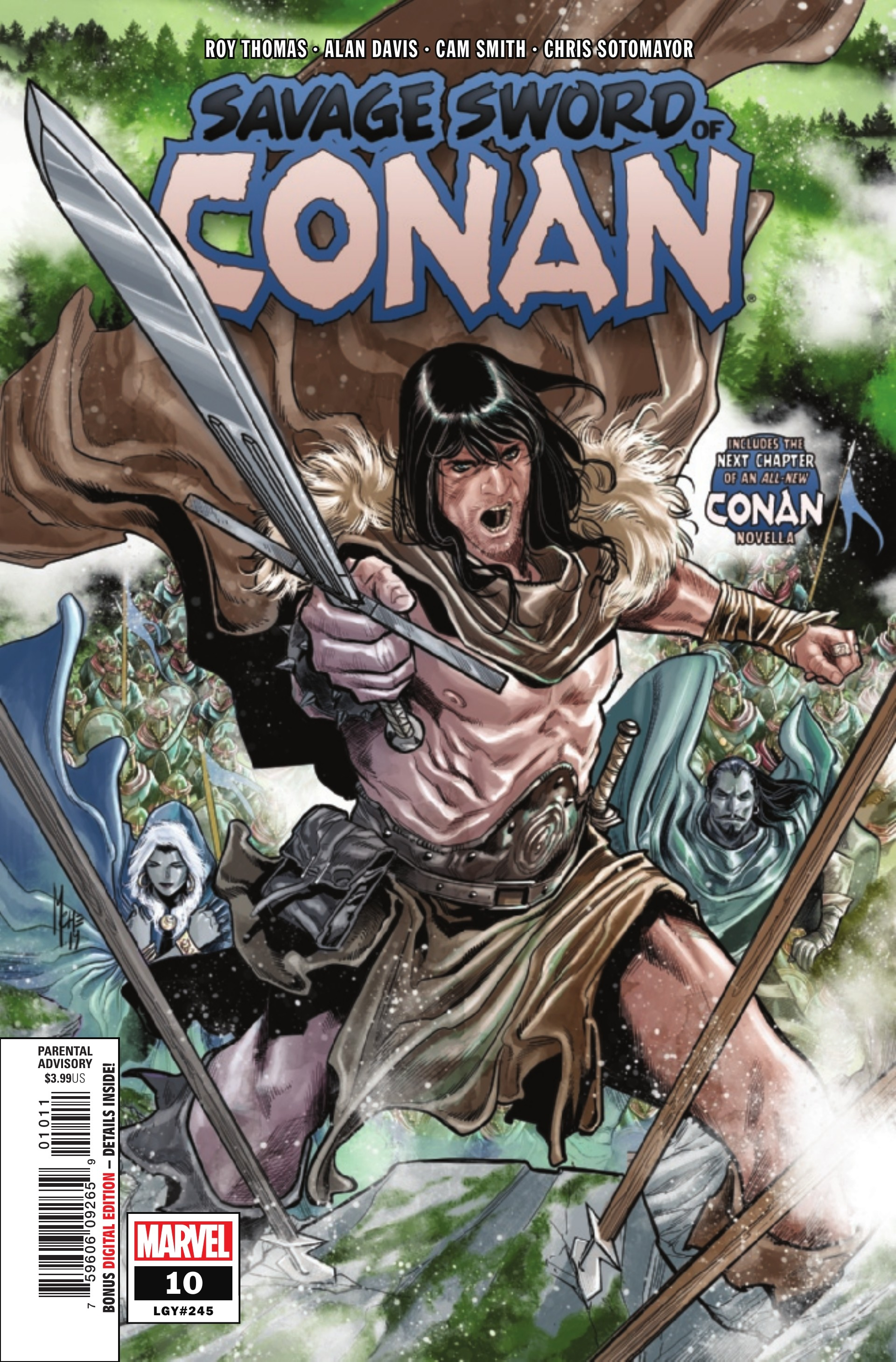 Preview: Savage Sword of Conan #10