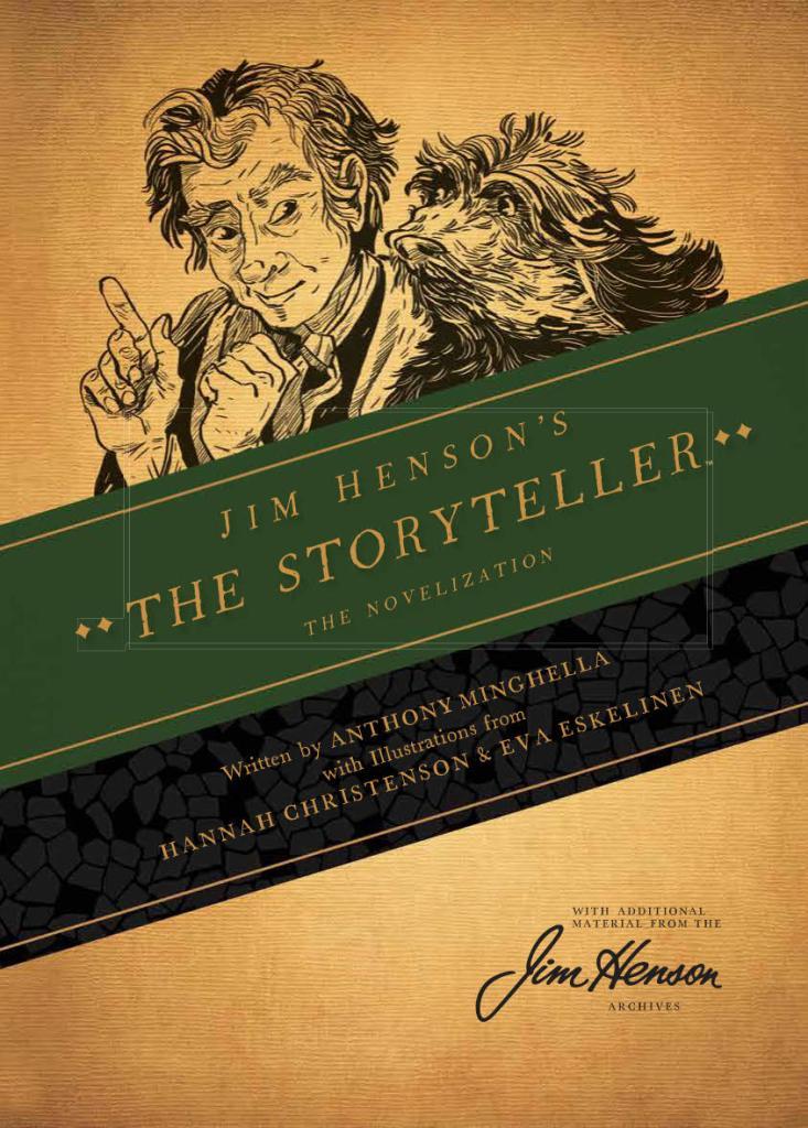 Jim Henson's The Storyteller: The Novelization SC
