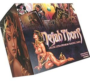 Dejah Thoris Trading Cards Box (12 packs)