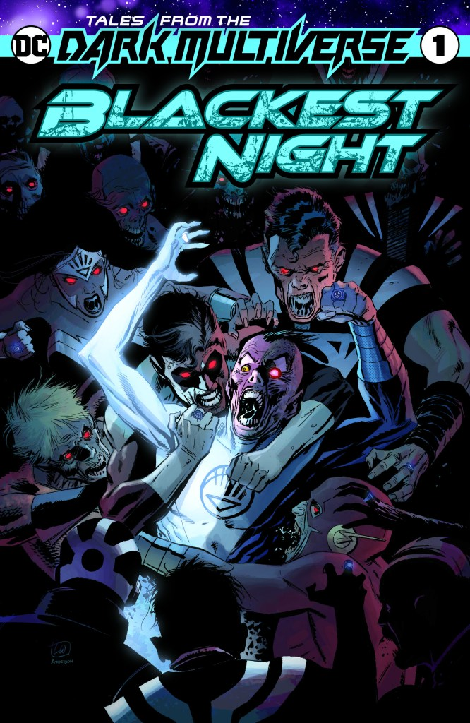 TALES FROM THE DARK MULTIVERSE: BLACKEST NIGHT #1
