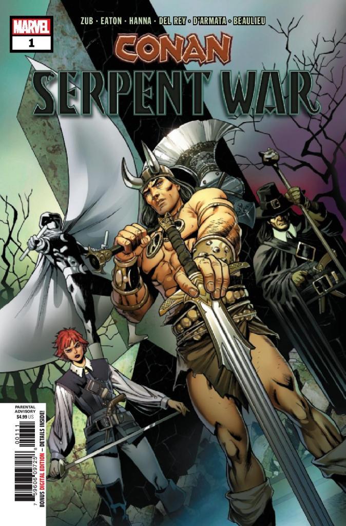 Conan: Serpent War #1 (of 4)