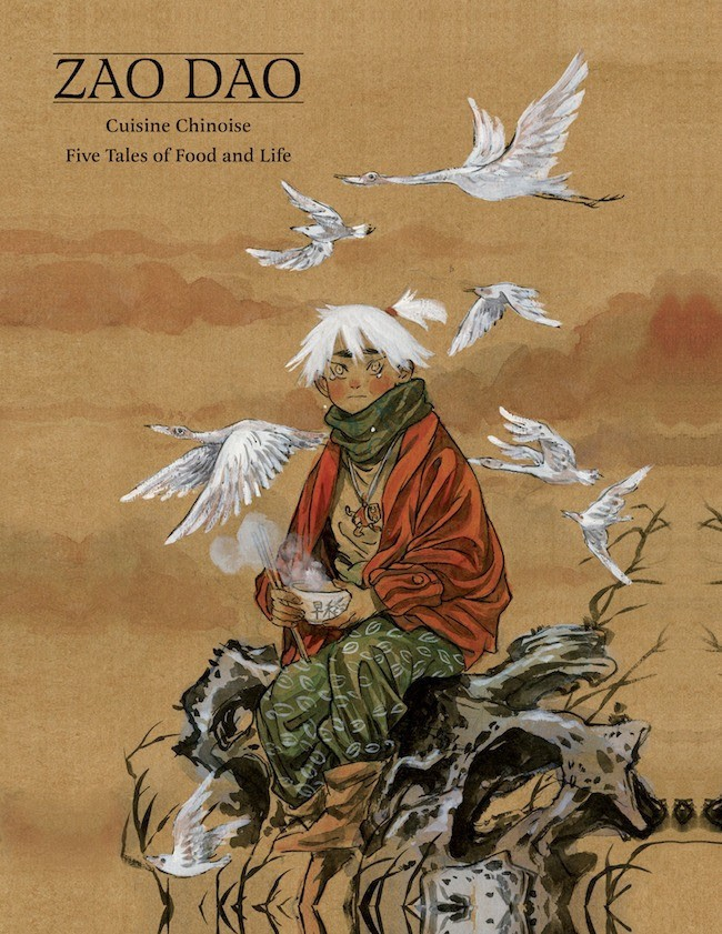 Cuisine Chinoise: 5 Tales of Life and Food