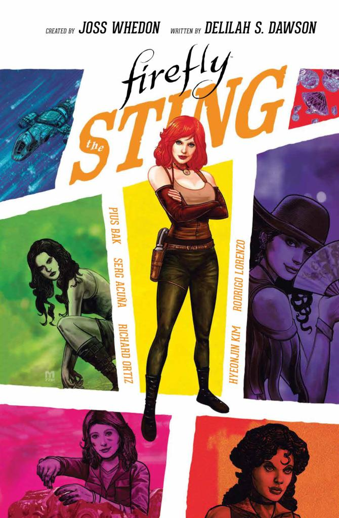 Firefly: The Sting OGN HC