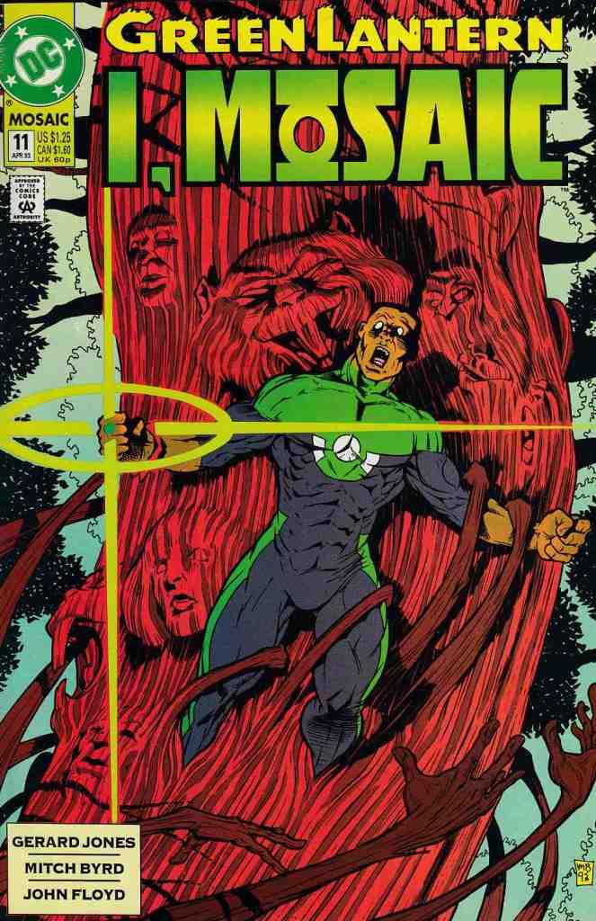 Green Lantern Mosaic #11