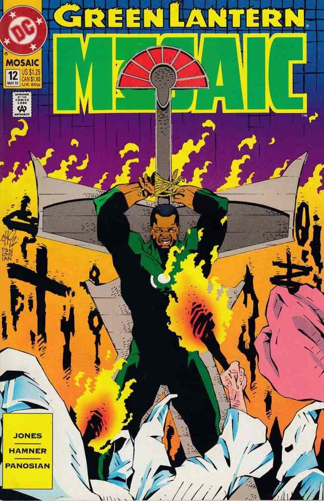 Green Lantern Mosaic #12