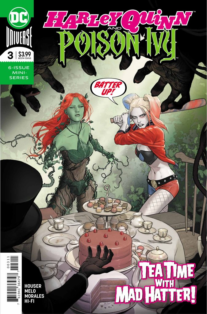 Harley Quinn & Poison Ivy #3 (of 6)