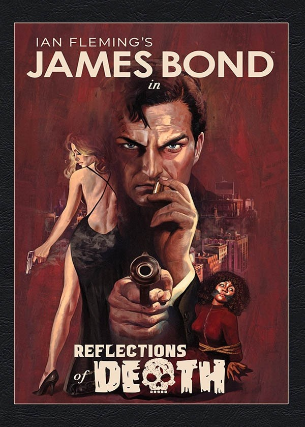"James Bond in ""Reflections of Death"""