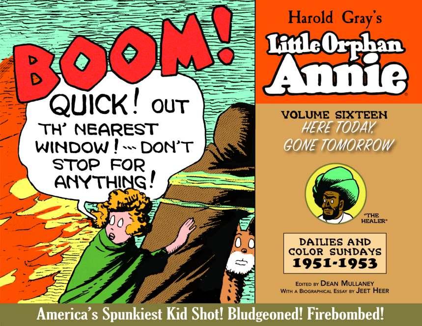 Complete Little Orphan Annie HC Vol. 16