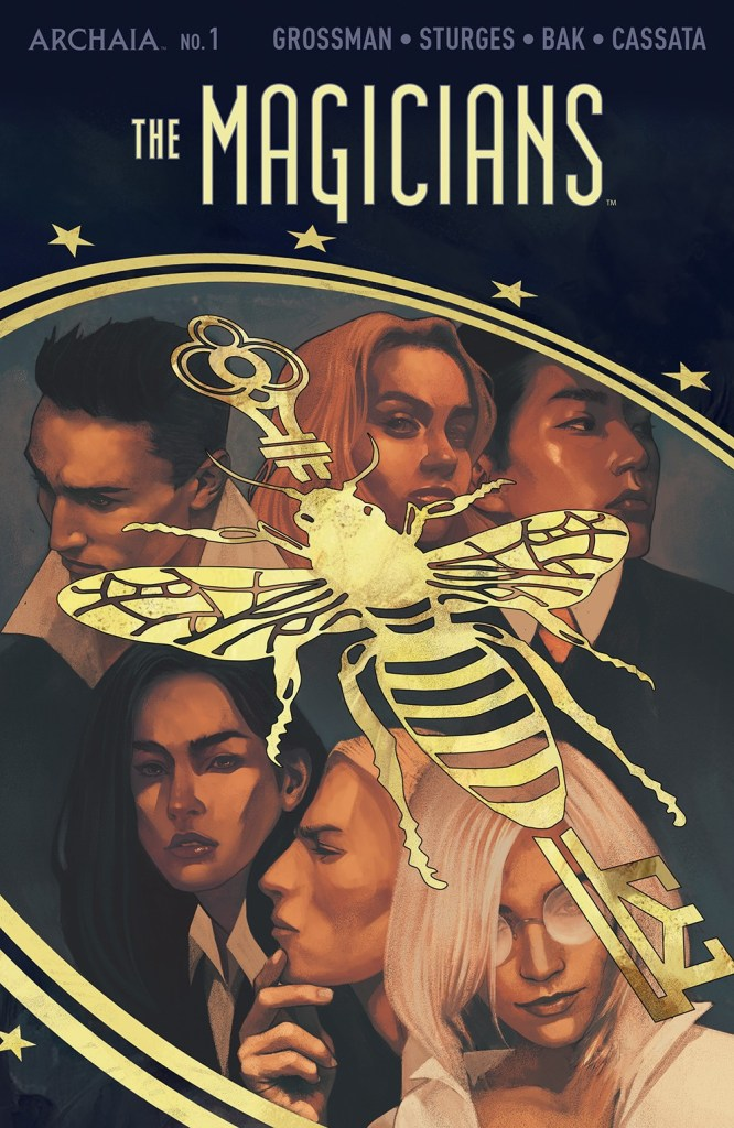 The Magicians #1 (Of 5)