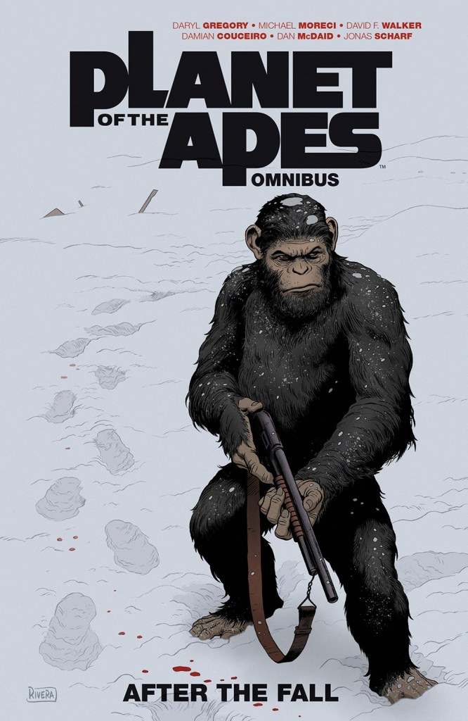 Planet Of The Apes: After The Fall Omnibus SC