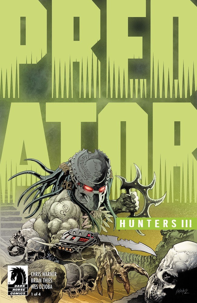 Predator Hunters III #1 variant