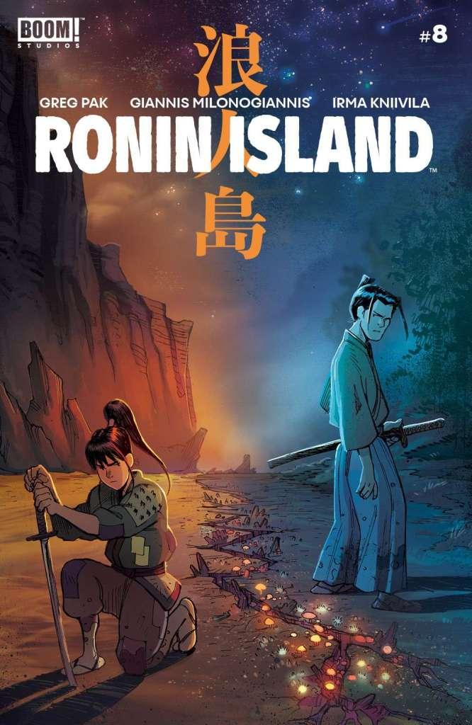 Ronin Island #8