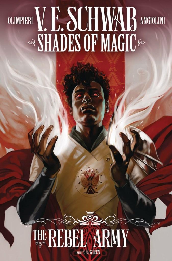 Shades of Magic The Rebel Army #1