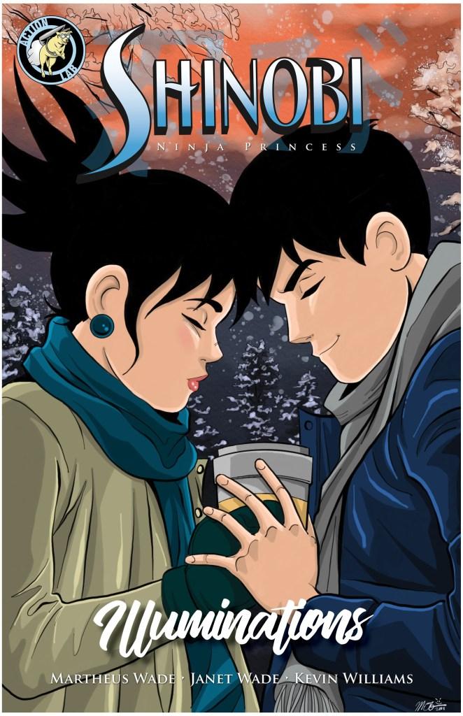 Shinobi: Ninja Princess - Illuminations