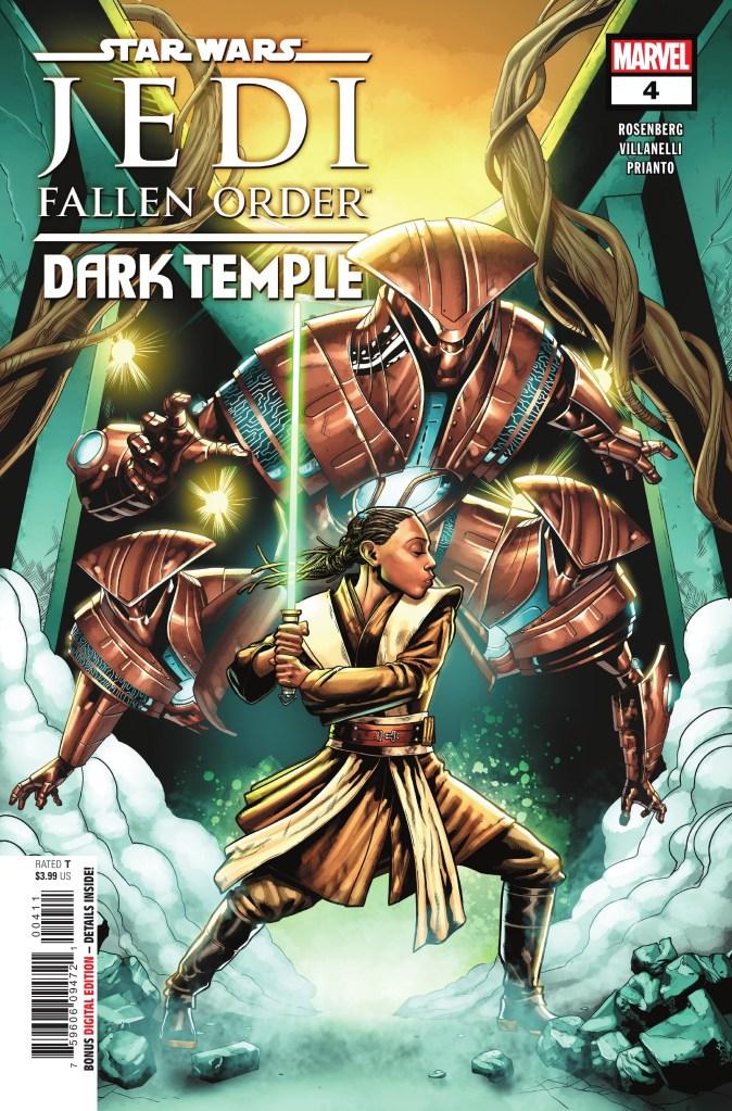 Star Wars Jedi Fallen Order – Dark Temple #4