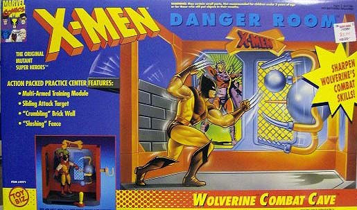 X-Men Danger Room