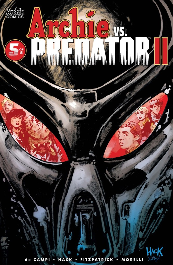 ARCHIE VS. PREDATOR 2 #5 (of 5)
