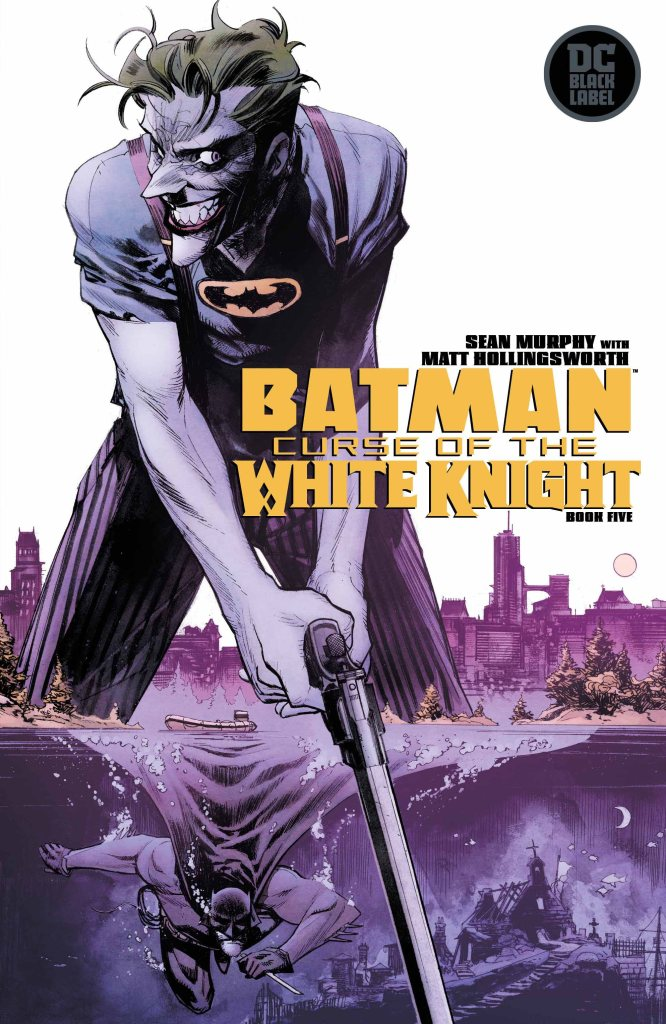 Batman: Curse of the White Knight #5 (of 8)