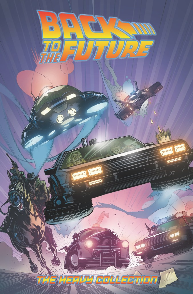 Back to the Future: The Heavy Collection Vol. 2