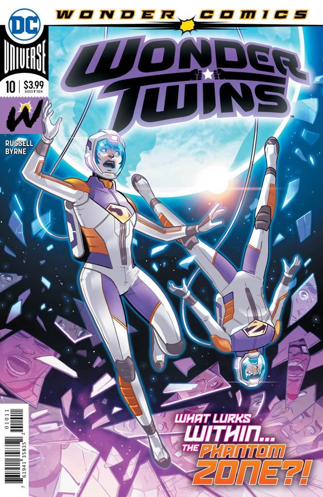 Wonder Twins #10 (of 12)