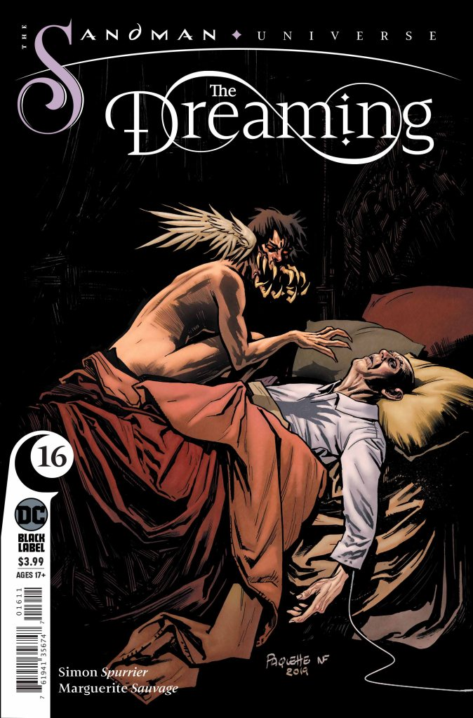 The Dreaming #16