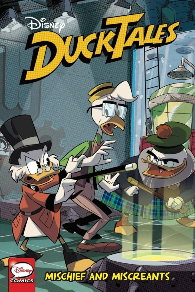 Ducktales Vol. 6 Mischief and Miscreants