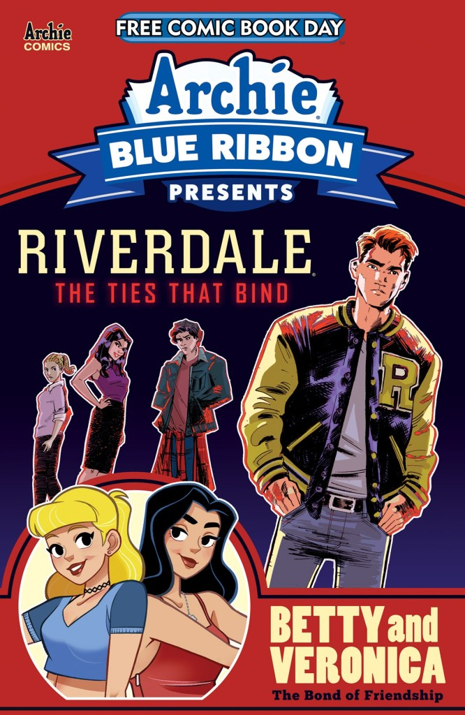ARCHIE BLUE RIBBON PRESENTS